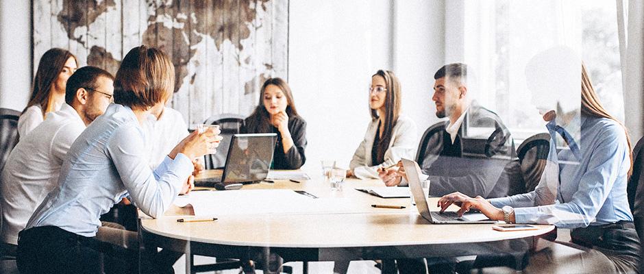 ¿Cómo establecer un negocio en una Oficina Virtual?