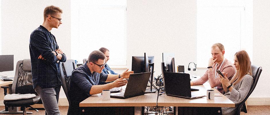 Tipos de oficina virtual